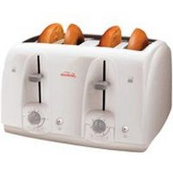 SUNBEAM RIVAL 003823-100-000 TOASTER 4 SLICE Pack of 2