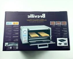 Breville 1800 Watt Smart Mini Toaster Oven with Element IQ B