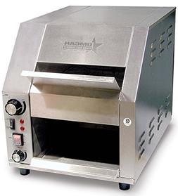 Omcan 19938 Commercial Conveyor Toaster Bun, Bagel, Bread, T