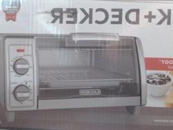 BLACK+DECKER™ 2 Knob Toaster Oven - Gray
