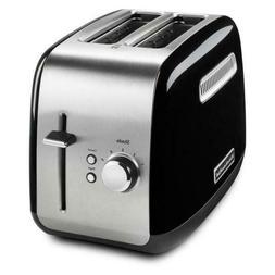KitchenAid® 2-Slice All-Metal Toaster in Onyx