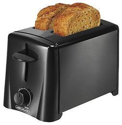 HAMILTON BEACH BRANDS INC 2 Slice BLK Toaster 22612