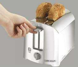 Proctor Silex 2-Slice Cool Touch Toaster White