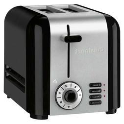Cuisinart 2 Slice Hybrid Toaster Stainless Steel. **New**