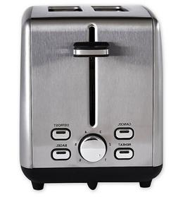 Professional Series 2-Slice Stainless Steel Wide Slot Toaste