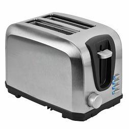 Kalorik 2 Slice Toaster, Stainless Steel 1 ea