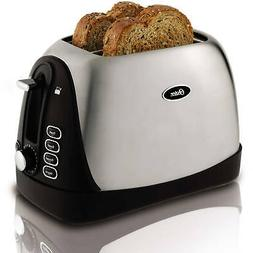 Oster 2-Slice Toaster - Brushed Stainless Steel