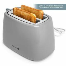2 Slice Toaster Classic Oval Extra Wide Household Toasting S