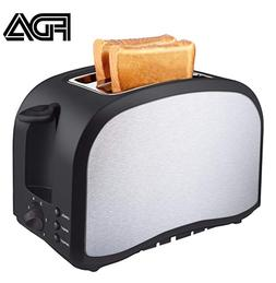 2 Slice Toaster Cool Touch Breakfast Kitchen New By Keemo