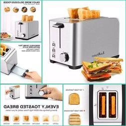 2 Slice Toaster, LauKingdom ToastersBest Rated PrimeExtr