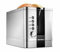Chefman 2-Slice Pop-Up Toaster