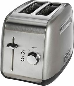 KitchenAid 2-Slice Toaster with manual lift lever, KMT2115 C