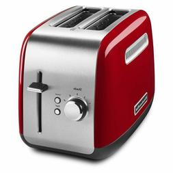 KitchenAid 2-Slice Toaster with Manual Lift Lever, Empire Re