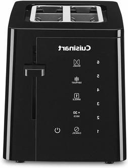 Cuisinart 2 Slice Touchscreen Toaster Electric Toastmaster B