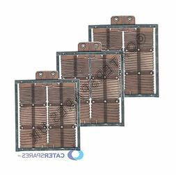 DUALIT 2 SLOT SLICE TOASTER COMPLETE ELEMENT SET1 X MIDDLE 2