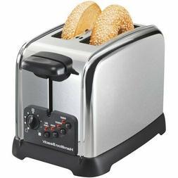 Hamilton Beach 22790 Toaster - Bagel, Defrost, Toast