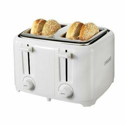 Proctor Silex 24216 Toaster with Wide Slots & Toast Boost, 4