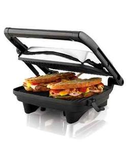 Hamilton Beach 25460A Panini Press Gourmet Sandwich Maker