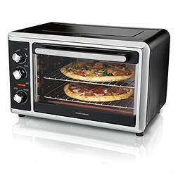 Hamilton Beach 31105 Countertop Oven with Convection and Rot