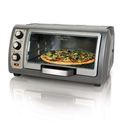 Hamilton Beach 31126 Toaster Oven Convection Easy Reach Home