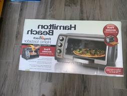 Hamilton Beach 31126D Toaster Oven, Convection Oven, Easy Re