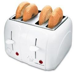 Proctor-Silex 24203 4 Slice Cool-Touch Toaster