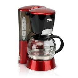 PHY 4-cup/0.6l Switch Coffee Maker / Coffee maker with Glass