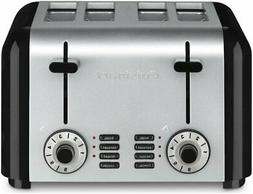 Cuisinart 4-Slice Compact Toaster | Stainless Steel
