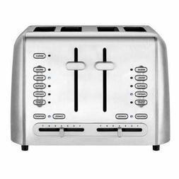Cuisinart 4-Slice Custom Select Toaster 7 Shade Settings Def