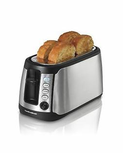 Hamilton Beach® 4-Slice Long Slot Toaster