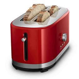 KitchenAid® 4-Slice Long Slot Toaster with High Lift Lever,