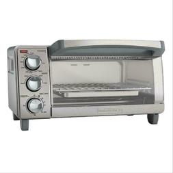 4-Slice Stainless Steel Toaster Oven BLACK+DECKER TO1760SS 1