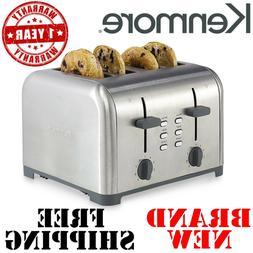 Kenmore 4-Slice Toaster 08-40605 - Brand New & Sealed