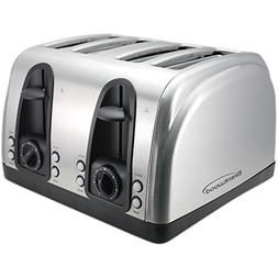 4 Slice Toaster Extra Funtions S/S