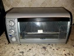 Bella 4 slice toaster oven
