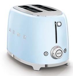 SMEG 50¡¯s Retro 2-Slice Toaster - Pastel Blue