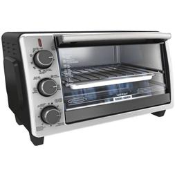 BLACK & DECKER 6-SLICE CONVECTION COUNTERTOP TOASTER OVEN