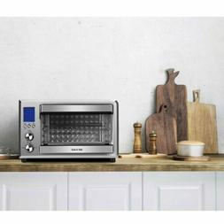6 Slice Toaster Oven Convection Toaster Oven with LCD Displa