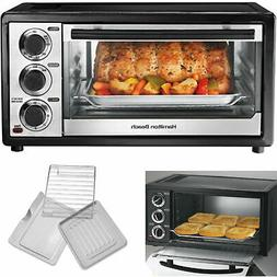 Hamilton Beach 6-Slice Capacity Toaster Oven Model 31508, 1