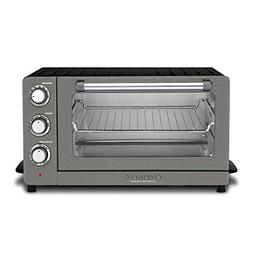 Cuisinart 6-Slice Convection Toaster Oven/Broiler in Black S