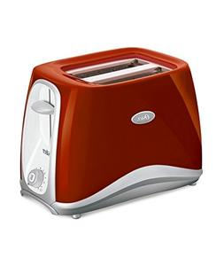 Oster 6544RD-053 Pop Up 2 Slice Toaster, Red