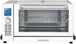Cuisinart TOB-135W Deluxe Convection Toaster Oven Broiler, W