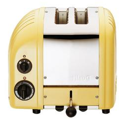 Dualit - Newgen 2-slice Wide-slot Toaster - Canary Yellow