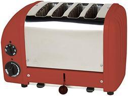 Dualit - Newgen 4-slice Wide-slot Toaster - Chilly Pink