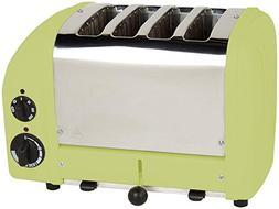 Dualit - Newgen 4-slice Wide-slot Toaster - Lime Green