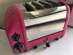 Dualit - Newgen 4-slice Wide-slot Toaster - Petal Pink