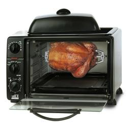 Elite Cuisine ERO-2008SC Countertop XL Toaster Oven with Top