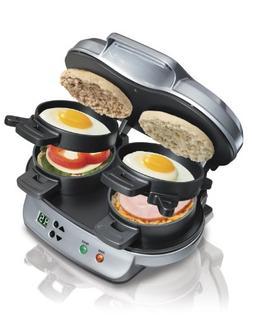 Hamilton Beach 040094923793 25490A Dual Breakfast Sandwich M