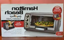 Hamilton Beach  Toaster Oven, Convection Oven, Easy Reach