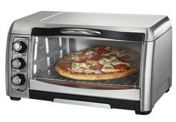 Hamilton Beach  Toaster Oven, Convection Oven, Electric, Sta
